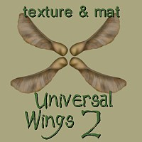 Universal Wings 2 Texture